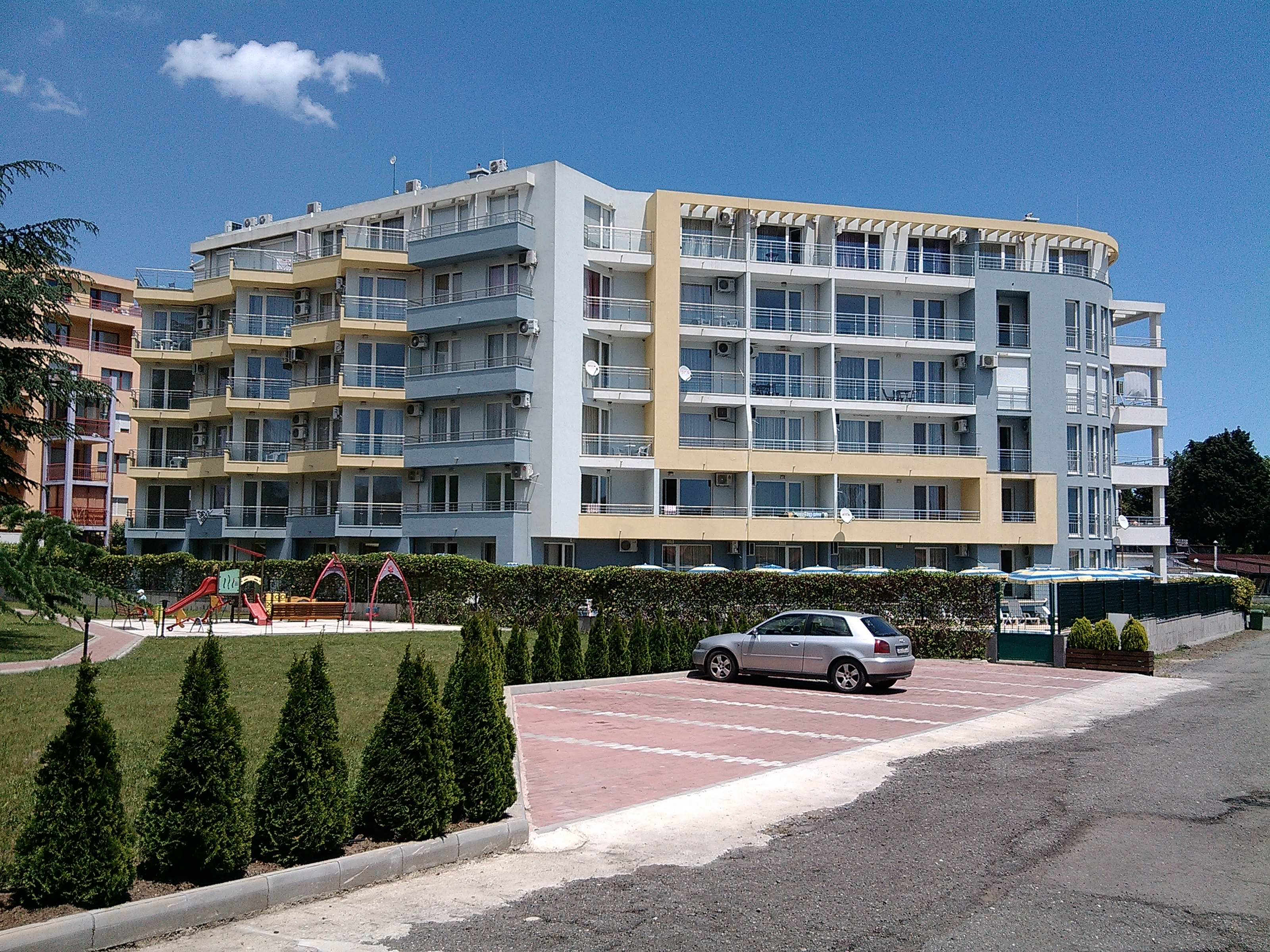 Santa Marina Holliday Village